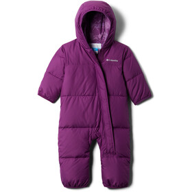Columbia Snuggly Bunny Bunting Mono Bebés, plum